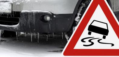 Drogi mogą zamienić się w lodowiska...-50042