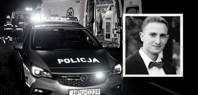 Nie żyje 23-letni Kacper ciężko ranny w wypadku pod Pogorzelą-50051