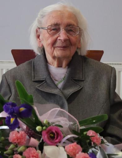 Do grona 100-latków dołączyła w zeszłym roku. Dziś świętowała kolejne-50556