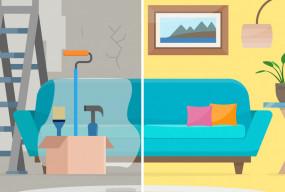 Metamorfozy wnętrz. Pokaż co zmieniło się w Twoim domu i zdobądź nagrodę! - 51489