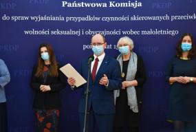 Komisja ds. Pedofilii podsumowuje działania! Na co zwrócono uwagę?-51530