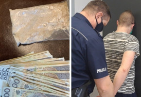 """Narkotykowy """"gang"""" w rękach policji! To raczej nie  był detal. Wszyscy z zarzutami-51723"""
