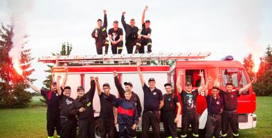 Najwyżej oceniono pomysł strażaków z Babkowic. Wiemy kto jeszcze dostał kasę-52067