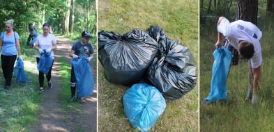 Pierwsze sprzątanie chętni mieszkańcy mają za sobą-52207