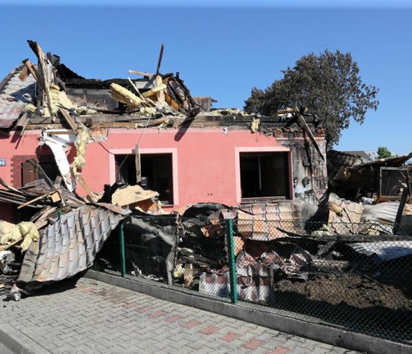 To był gigantyczny pożar! Co z poszkodowanymi?-52231