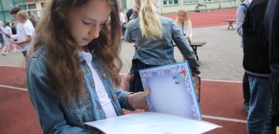 Setki uczniów gostyńskich szkół zakończyło rok szkolny 2020/2021-52291