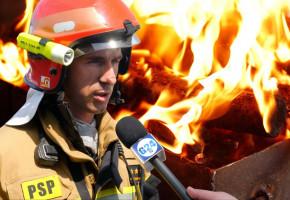 Służby ujawniają nowe fakty. Wiemy co strażacy zastali po wejściu do budynku-52606
