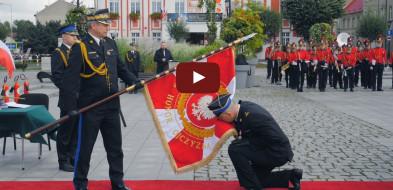 Na nowy sztandar, strażacy z Gostynia czekali ponad 20 lat-53271