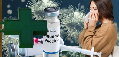 Grypa zaatakowała ze zdwojoną siłą! Pacjenci wykupują szczepionki w aptekach-53616