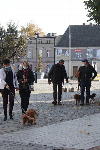 Protest hodowców psów w Gostyniu-8873
