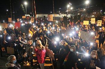 Kolejny protest na ulicach Gostynia-8876