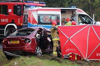 Tragiczny wypadek na skrzyżowaniu-8878
