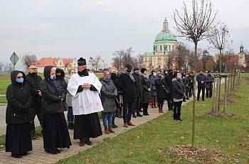 Poświęcenie krzyża wotywnego w Gostyniu-8895