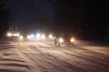 Atak zimy w regionie gostyńskim-8958
