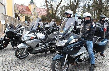 Rozpoczęcie sezonu motocyklowego na Świętej Górze-9007