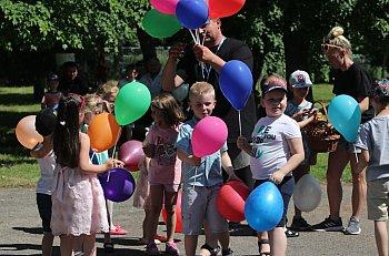 Festyn z okazji Dnia Dziecka w Chwałkowie-9048