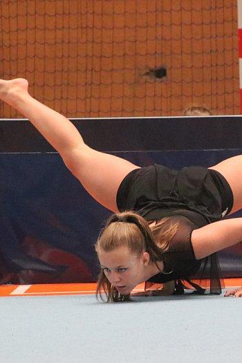 Mistrzostwa w Akrobatyce i Fitness w Poniecu-9051