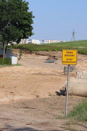 Zamknięta będzie droga w Brzeziu-9068