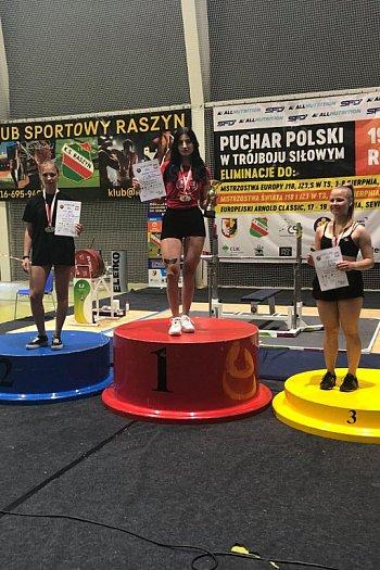 Zawodnicy Sportatut Krobia na Pucharze Polski-9079