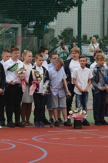 Zakończenie roku szkolnego w SP 2 Gostyń-9082