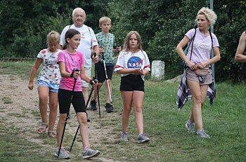 Wakacyjny Marsz Gwiaździsty Nordic Walking w Piaskach-9123