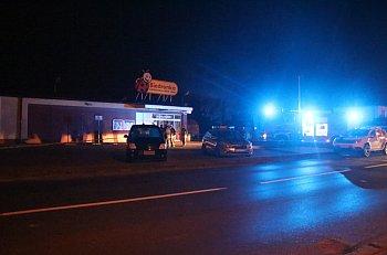 Nocny wybuch w Biedronce. Wysadzono bankomat-9217