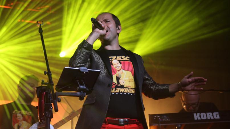 Koncert Sławomira w Gostyniu - październik 2018