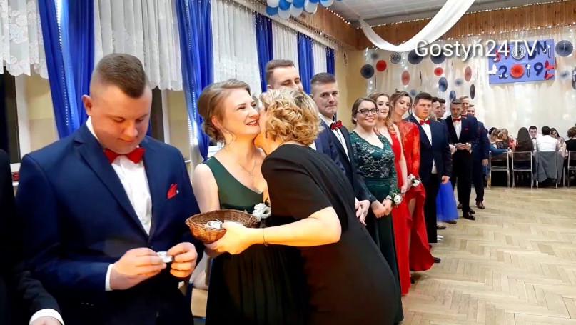 Studniówka ZSOiZ w Krobi 2019