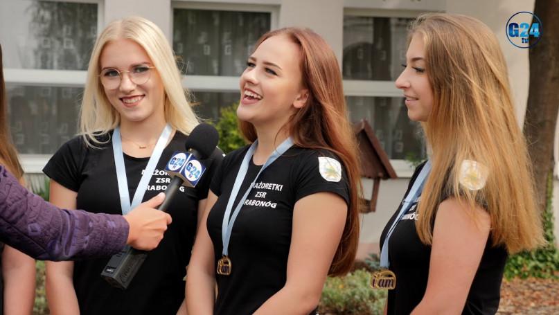 Nadal nie mogą uwierzyć.  Mażoretki ZSR Grabonóg wróciły z Węgier jako mistrzynie Europy.