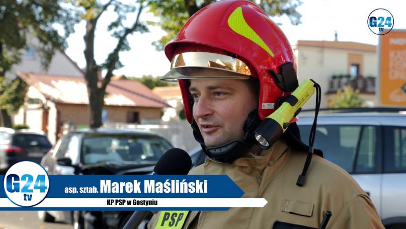 Dwa samochody osobowe zderzyły się na Wrocławskiej