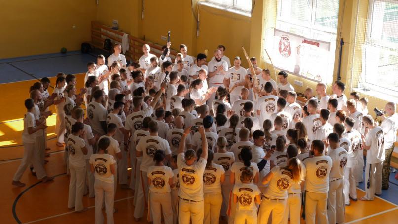 Grupo Capoeira Brasil Gostyń obchodziła 10-lecie..