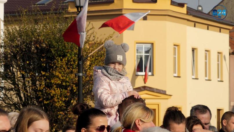 Obchody Święta Niepodległości w Gostyniu...