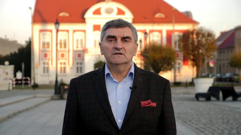 Marian Poślednik pożegnał się z wyborcami...