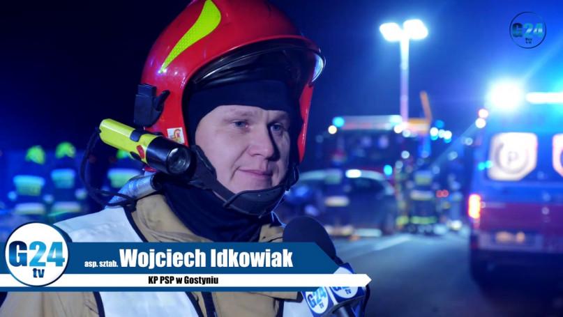 Potrącenie na Wrocławskiej, wypadek na drodze 434