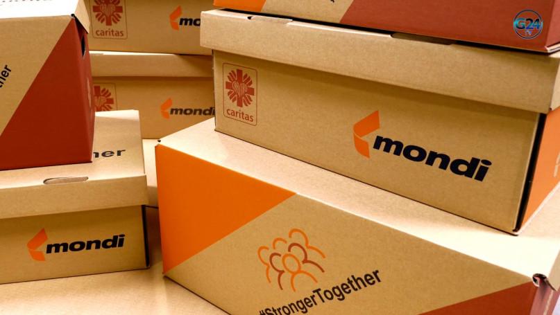 Mondi Simet rozpoczął współpracę z Caritas Polska