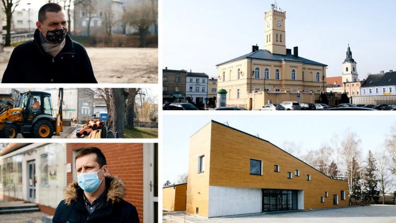 """Wkrótce zdegradowane centrum Krobi zmieni się nie do poznania: \""""...z mieszkańcami, dla mieszkańców\"""""""