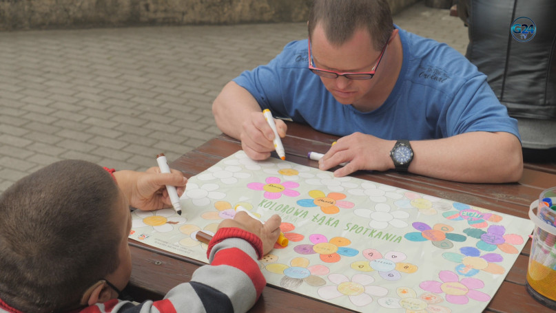 Dzień Dziecka w Piaskach